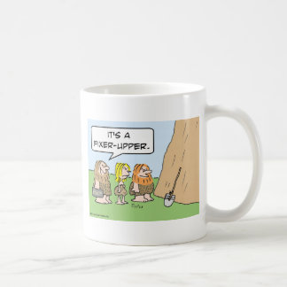 cave realty realtor fixer upper coffee mug