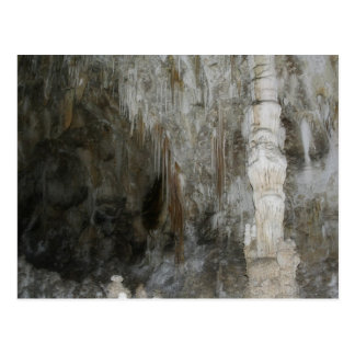 Cave Ripple and Stalactites Postcard