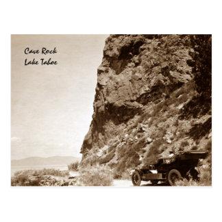 Cave Rock Lake Tahoe Postcard