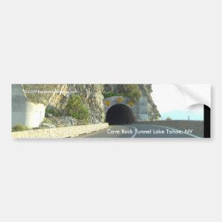 CAVE ROCK Rock'n Bumper Stickers TAHOE
