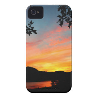 Cave Run Lake Storytelling Festival Sunset iPhone 4 Case
