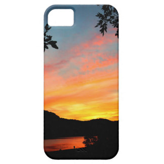 Cave Run Lake Storytelling Festival Sunset iPhone SE/5/5s Case
