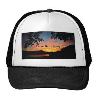 Cave Run Lake Storytelling Festival Sunset Trucker Hat
