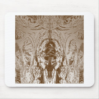 Cave Style VINTAGE Gold Pattern Mouse Pads