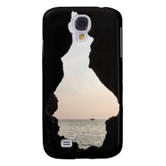 Cave view samsung galaxy s4 cover