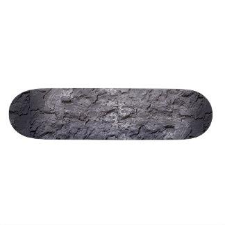 Cave wall custom skate board