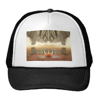 Cave With A View Trucker Hat