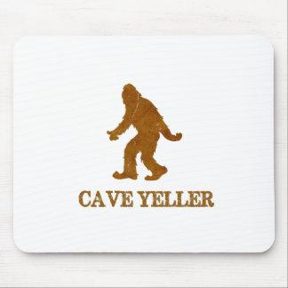 Cave Yeller (Sasquatch) Mouse Pad