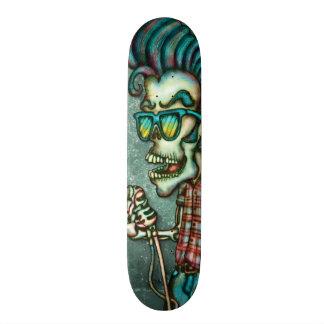 Caveira Elvis Skateboard Deck