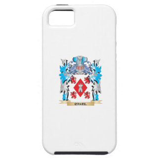 Cavel Coat of Arms - Family Crest iPhone 5 Case