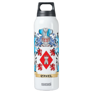 Cavel Coat of Arms - Family Crest SIGG Thermo 0.5L Insulated Bottle