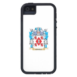 Cavell Coat of Arms - Family Crest iPhone 5 Cover