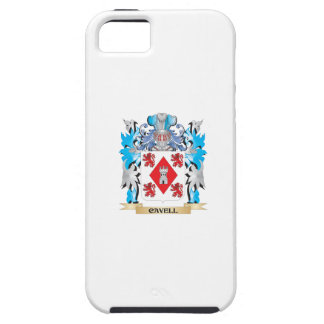 Cavell Coat of Arms - Family Crest iPhone 5 Cases