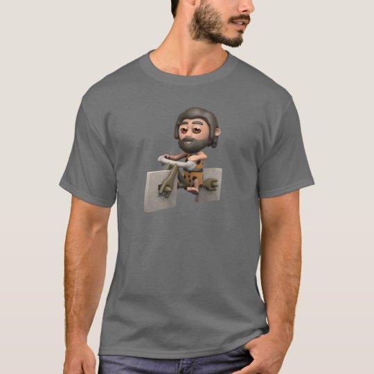 caveman-bikesq T-Shirt