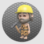 caveman-builder stickers