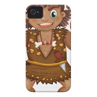 Caveman iPhone 4 Case-Mate Case