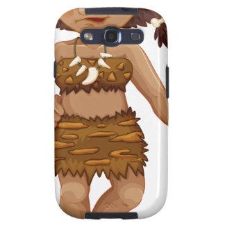 Caveman Galaxy S3 Cases
