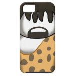 caveman costume iPhone 5 case