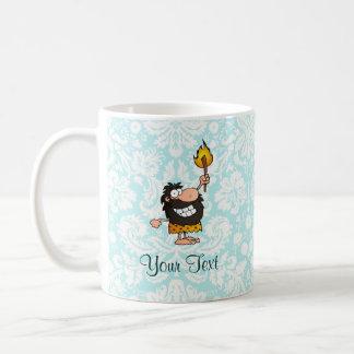 Caveman Cute Mugs