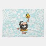 Caveman; Cute Towel