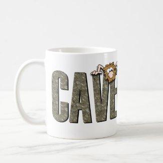 Caveman Diet mug