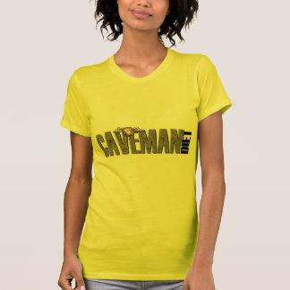 Caveman Diet Tshirts