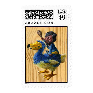 Caveman, Dodo Postage