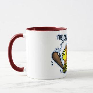 Caveman Fish Mug