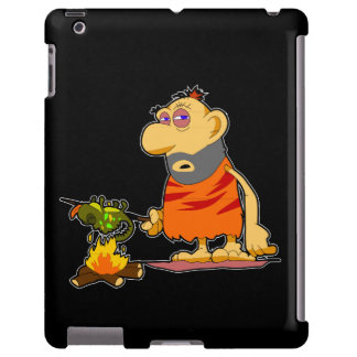 Caveman iPad Case