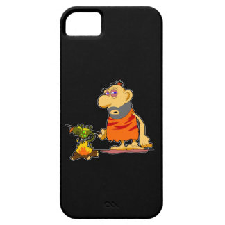 Caveman iPhone Case