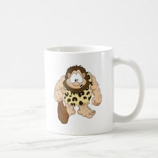 Caveman Coffee Mug