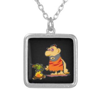 Caveman Necklace
