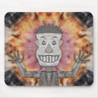 Caveman of Good Cheer Mouse Pad