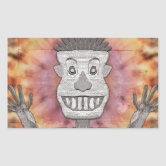 Caveman of Good Cheer Stickers