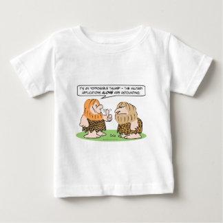 caveman opposable thumb military applications shirt