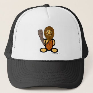 Caveman (plain) trucker hat