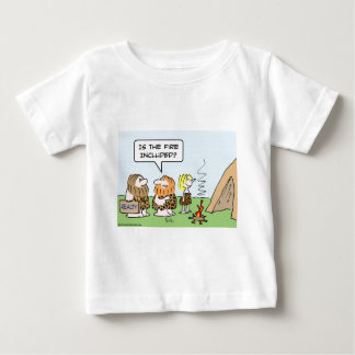 caveman realty fire included baby T-Shirt