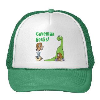 Caveman Rocks Hat