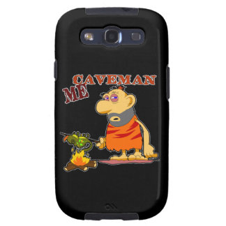 Caveman Samsung Galaxy Case Samsung Galaxy SIII Cover