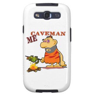 Caveman Samsung Galaxy Case Samsung Galaxy SIII Cases