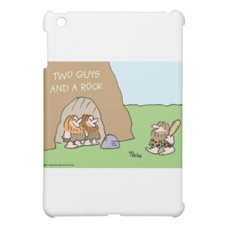 caveman two guys and a rock case for the iPad mini