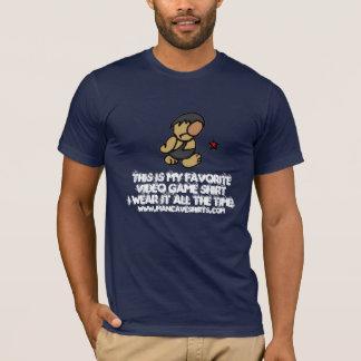 Caveman Video Game Shirt