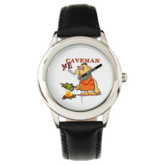 Caveman Watch