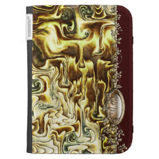 Caveman's dream personalized 2 Caseable Case Kindle Keyboard Case