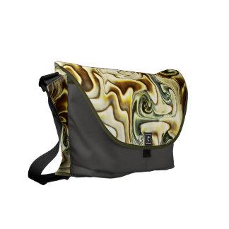 Caveman's dream Rickshaw Messenger Bag