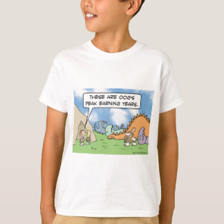 Caveman's peak earning years T-Shirt