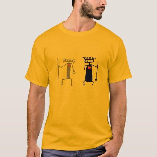 Cavemen In Love T-Shirt