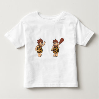 CAVEMEN TODDLER T-SHIRT
