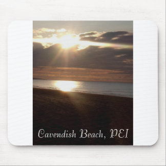 Cavendish Beach, PEI Mouse Pad