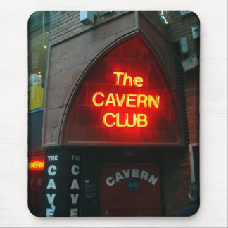 Cavern Club Mouse Pad